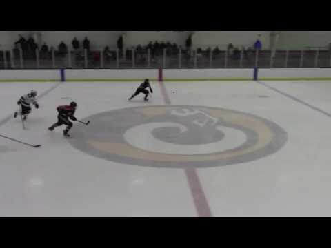 Vermont Academy Hockey #8 John Kondub Sophomore Year Highlights