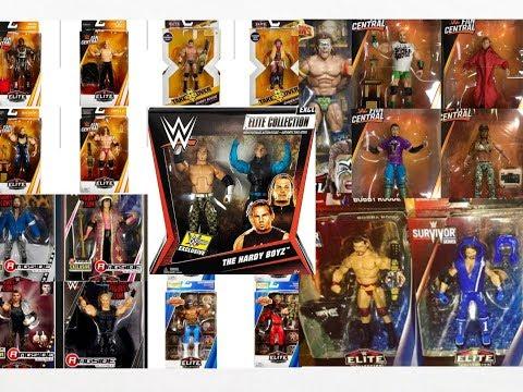 THE BEST EXCLUSIVE WWE ELITE FIGURES OF 2018
