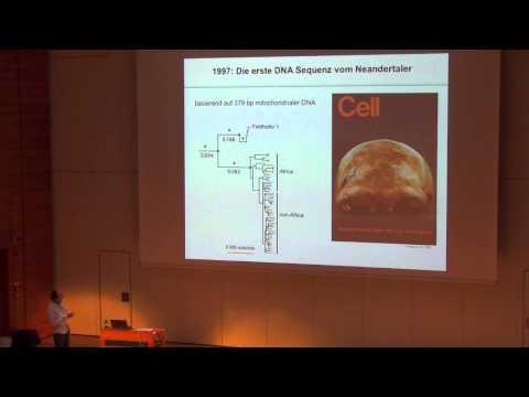 DNA 60   Die Evolution des Menschen ist bunt geworden   Dr. Matthias Meyer von YouTube · Dauer:  30 Minuten 12 Sekunden