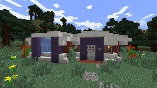 Minecraft - Постройки - Туториал. Уютный маленький дом.(, 2014-02-03T07:28:35.000Z)