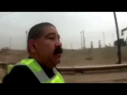 Running kern river oilfields
