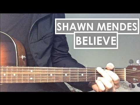 "Shawn Mendes - ""Believe"" 