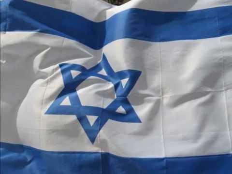 David Ben-Gurion reads Israeli Declaration of Independence over Hatikvah, the national anthem