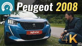 Peugeot 2008: ничего идеального.  Тест-драйв нового Пежо 2008 2020