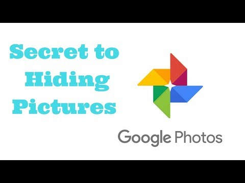 How To Hide Photos In Google Photos ? I Latest 2020 Updated