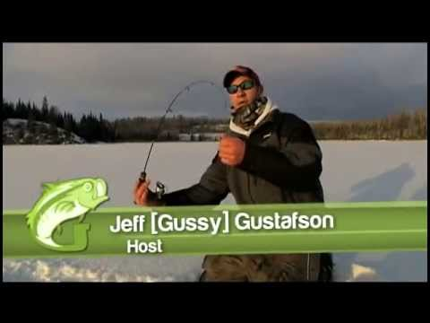 Fishing with Gussy: Crappies on Ice