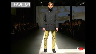 CANALI Menswear Fall 2011 Milan -  Fashion Channel