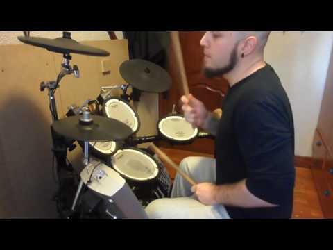 Dimmu Borgir - Maelstrom Mephisto drum cover mp3