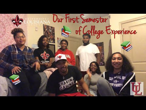 Download OUR FIRST SEMESTER OF COLLEGE EXPERIENCE   ULL 🌶🤟🏽❤️