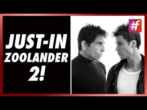 #fame hollywood -​​ Justin Is Zoolander 2's Newest Recruitment!
