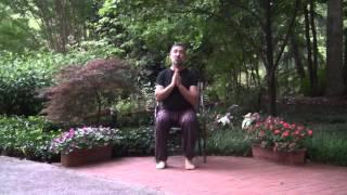 Chair Yoga Whole Body Workout
