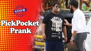 How To Pickpocket Like A Boss - STFU18 (Pranks In India)