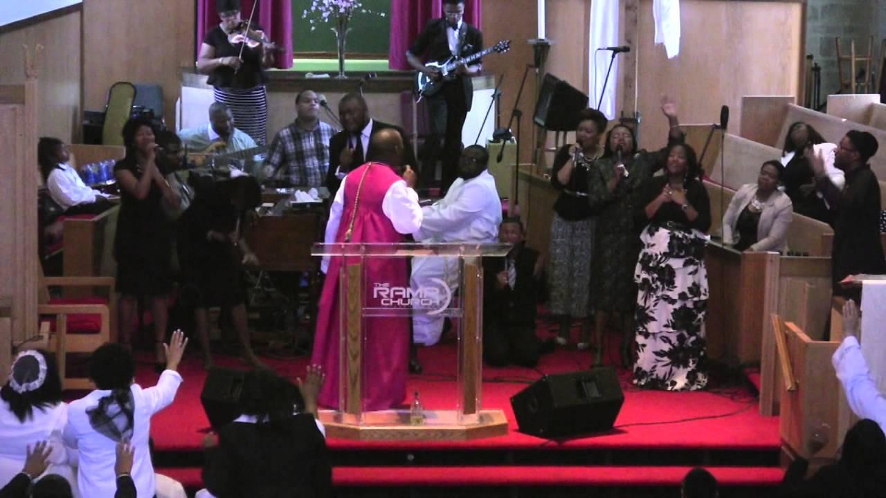Worship @ The Ramp Church International