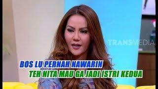 Nita Thalia Pernah Ditawari Raffi Jadi ISTRI KEDUA | OKAY BOS (24/09/19) Part 2