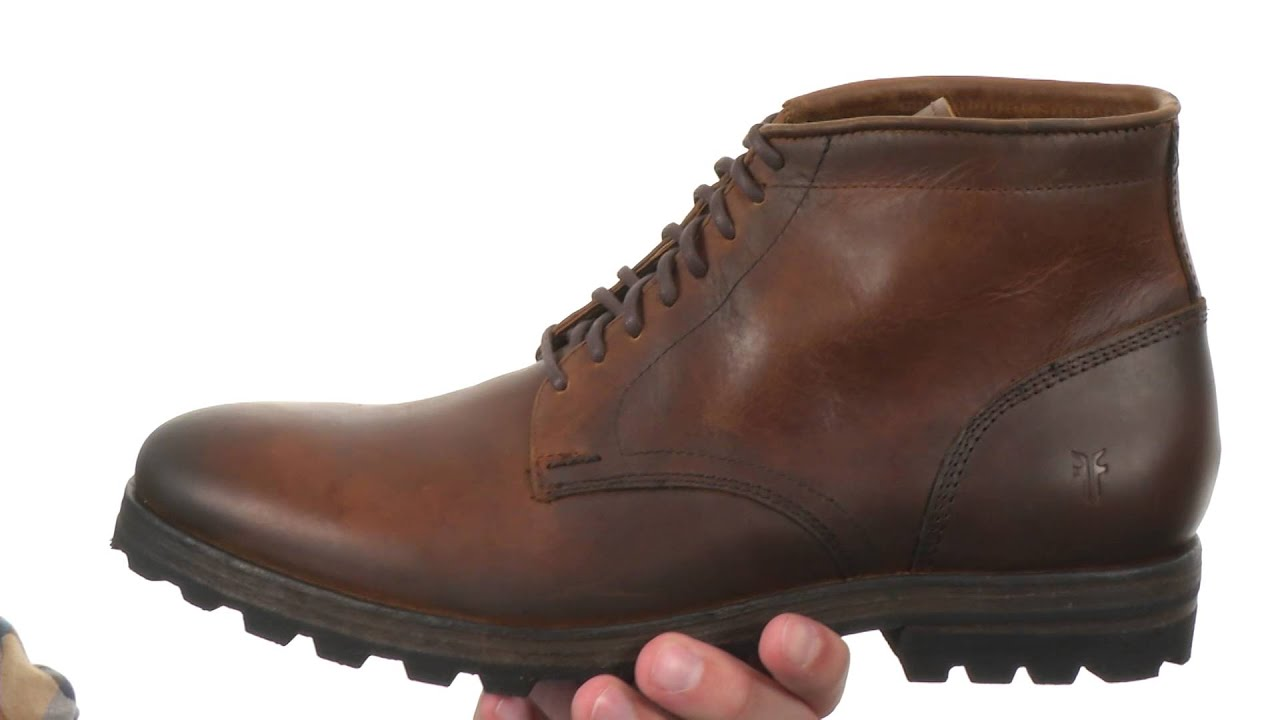 William Lug Lace Up Frye 4w1Cvkz3K