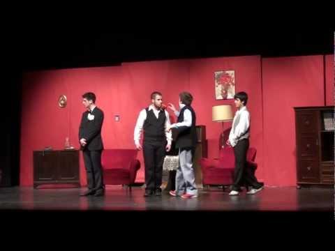Historia de una escalera. (RESUMEN) from YouTube · Duration:  20 minutes 13 seconds