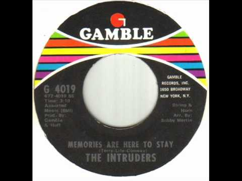 The Intruders - Memories Are Here To Stay.wmv