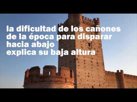 EL CASTILLO DE LA MOTA: una joya de la ingeniería militar +Curiosidades