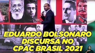 Discurso Eduardo Bolsonaro no CPAC 2021
