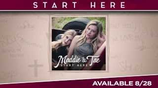 "Maddie & Tae - Behind The Song ""Girl In A Country Song"""