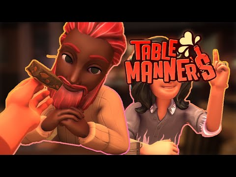 TeaBreak Learns Some Table Manners | Gameplay |