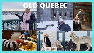 The Old Quebec   Travel Vlogs Karbglam