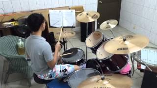 陳雷-無緣的牽掛 (drum cover)
