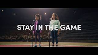 ATHLETA GIRL - STAY IN THE GAME