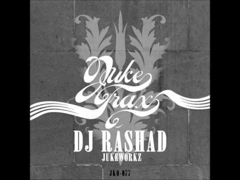 DJ Rashad - Betta My Space (2009)