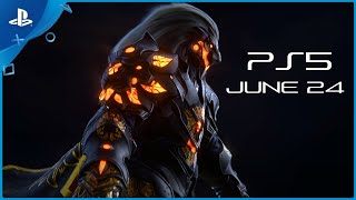 The Next Sony PS5 Reveal Date (June 24 2020)