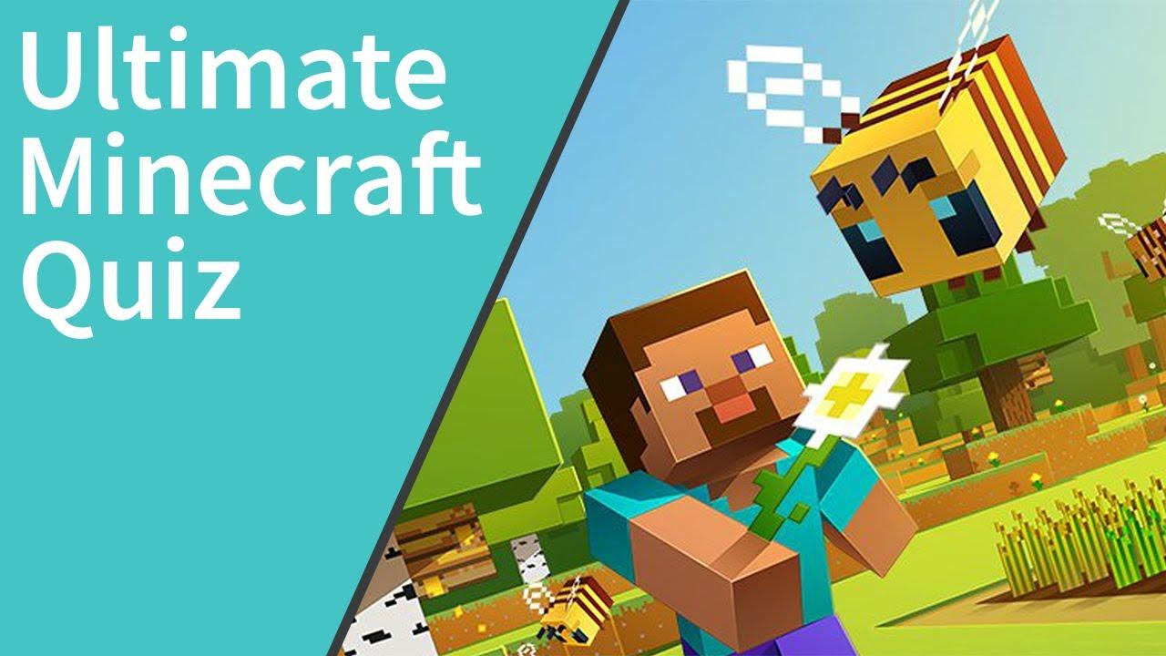 Ultimate Minecraft Quiz Answers 100 Quiz Diva Rocash Com