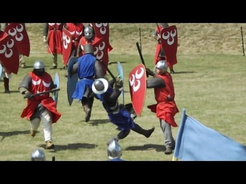 Dover Castle Clash Of The Knights