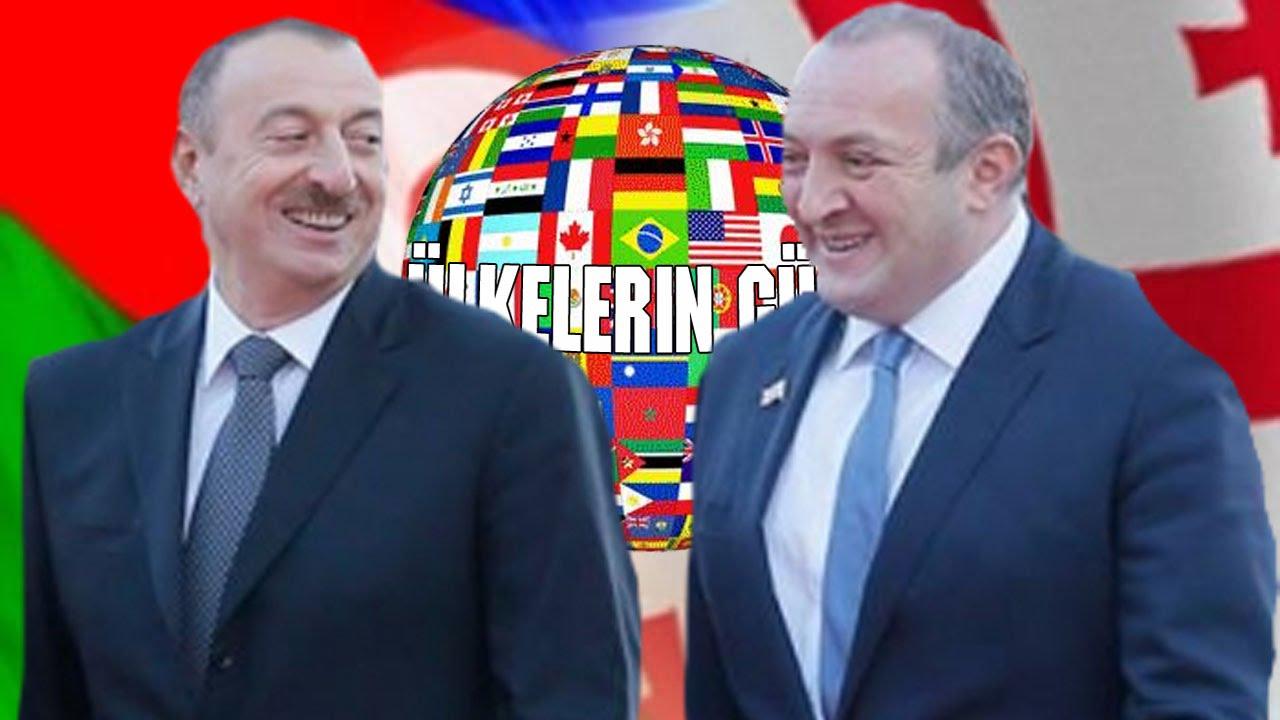 Gürcistan - Magazine cover