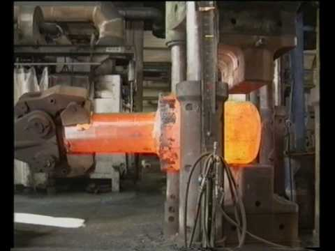 Forging, Ring Rolling, Open-Die Forging, Hammer Forging-Kihlsteel.se