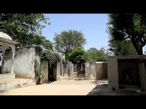 Memorial of Shree 108 Shree Keshawanand Udasi