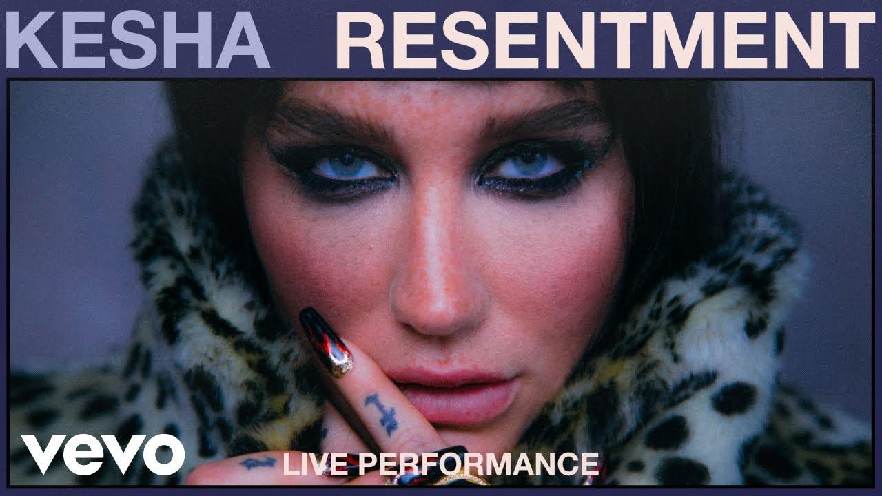 Kesha - Resentment (Live Performance) | Vevo