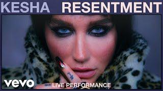 Смотреть клип Kesha - Resentment