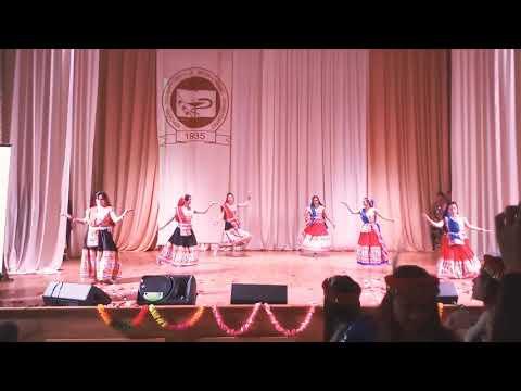 Khelaiya best garba song ghoomer , bhai bhai , tattad tattad , indian night 2017