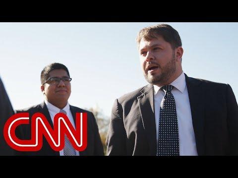 Democratic lawmaker calls Trump 'psychopath'