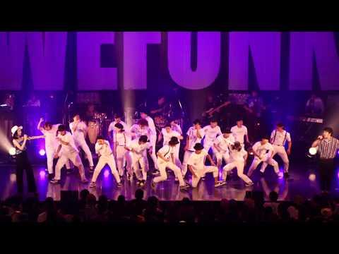 SHOTA number / Slow Down John Miles Hold Up Candy Dulfer WEFUNK OSAKA vol.5 DANCE LIVE SHOWCASE