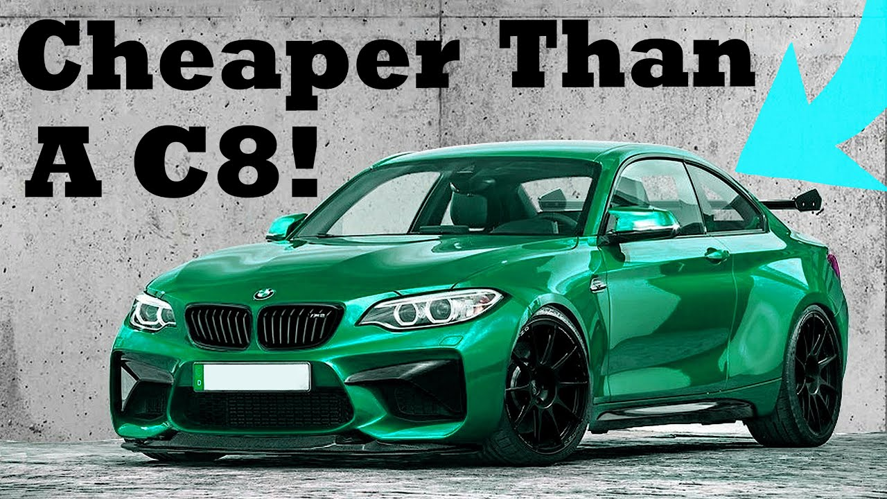 Top 5 BEST Sports Cars Under 60k