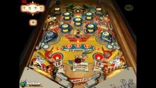 Microsoft Pinball Arcade (1998, PC) - 4 of 7: Slick Chick (1902)[720p]