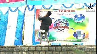 Latest Telugu Solo Dance Performance // Sai kiran Dancer // Dileep kumar // Solo dance