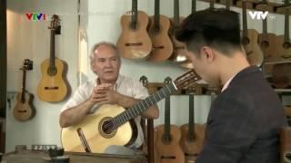 Một dự án chế tác đàn guitar ở Việt Nam