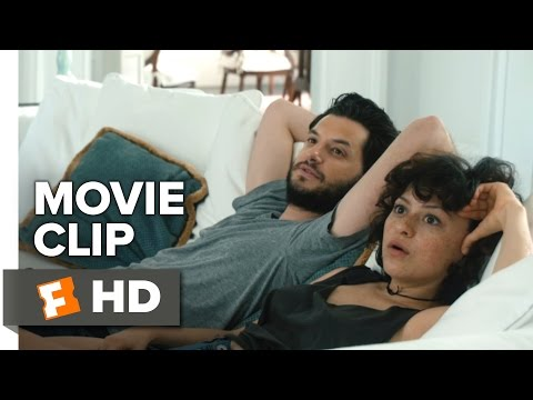 The Intervention Movie CLIP - Whole Shirt (2016) - Melanie Lynskey Movie