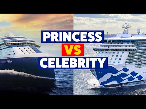 Celebrity Vs Princess Cruises: Battle Of The Cruise Lines