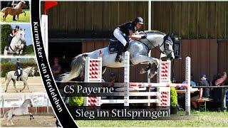 B100 Stil / Style - Sieg, 81 Stilpunkte - CS Payerne + Impressionen
