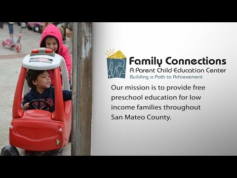 Redwood City Pre-School: Family Connections; A Day in the Life