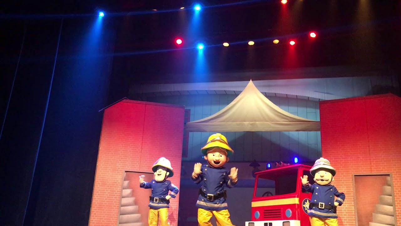 theatershow brandweerman sam