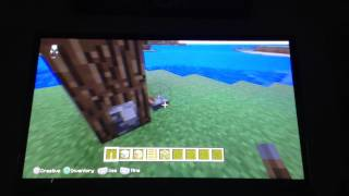 How To Make A Hidden Fort Easy Redstone